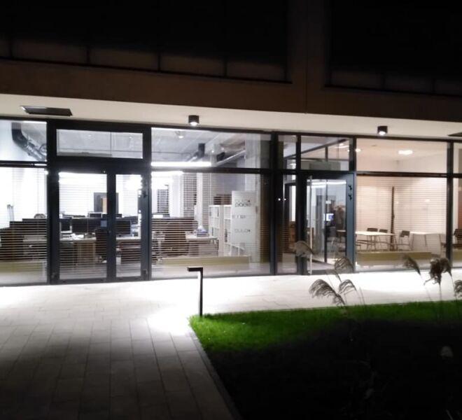 warszawa biuro chrzanowskiego noc