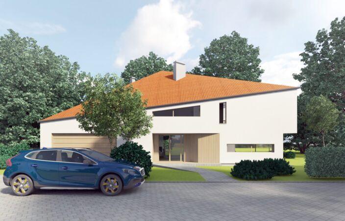 Dom Jednorodzinny – Anyżkowa