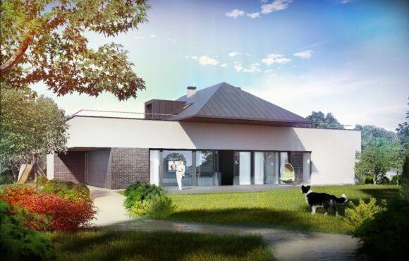 Dom jednorodzinny – Łazy